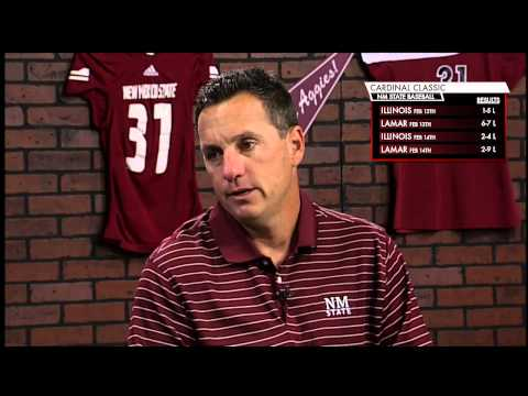 New Mexico State Sports Weekly Feb 19th 2015