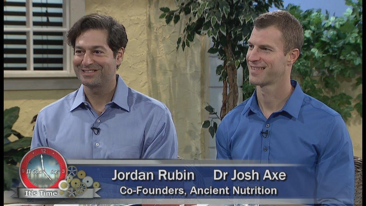 dr axe and jordan
