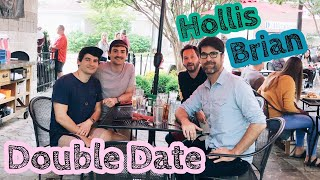Double Date   Gay Couple Vlog   PJ and Thomas