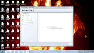 informatica powercenter 901 installation in windows 7 part 2 client installation