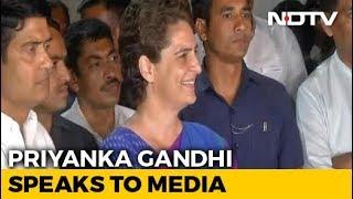 Priyanka Gandhi Vadra Says Will Contest Polls If Congress Wants
