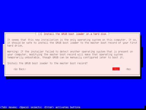 Debian 7 Install And Overview