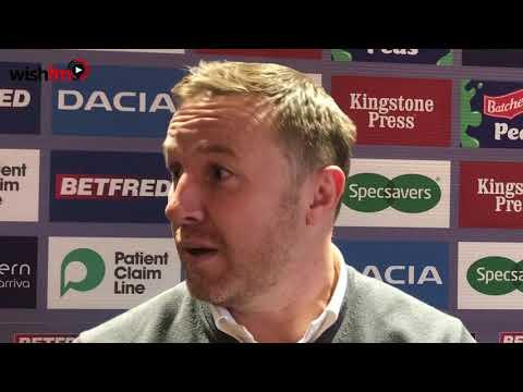 Wigan Warriors Chief Executive Kris Radlinski on Grand Final