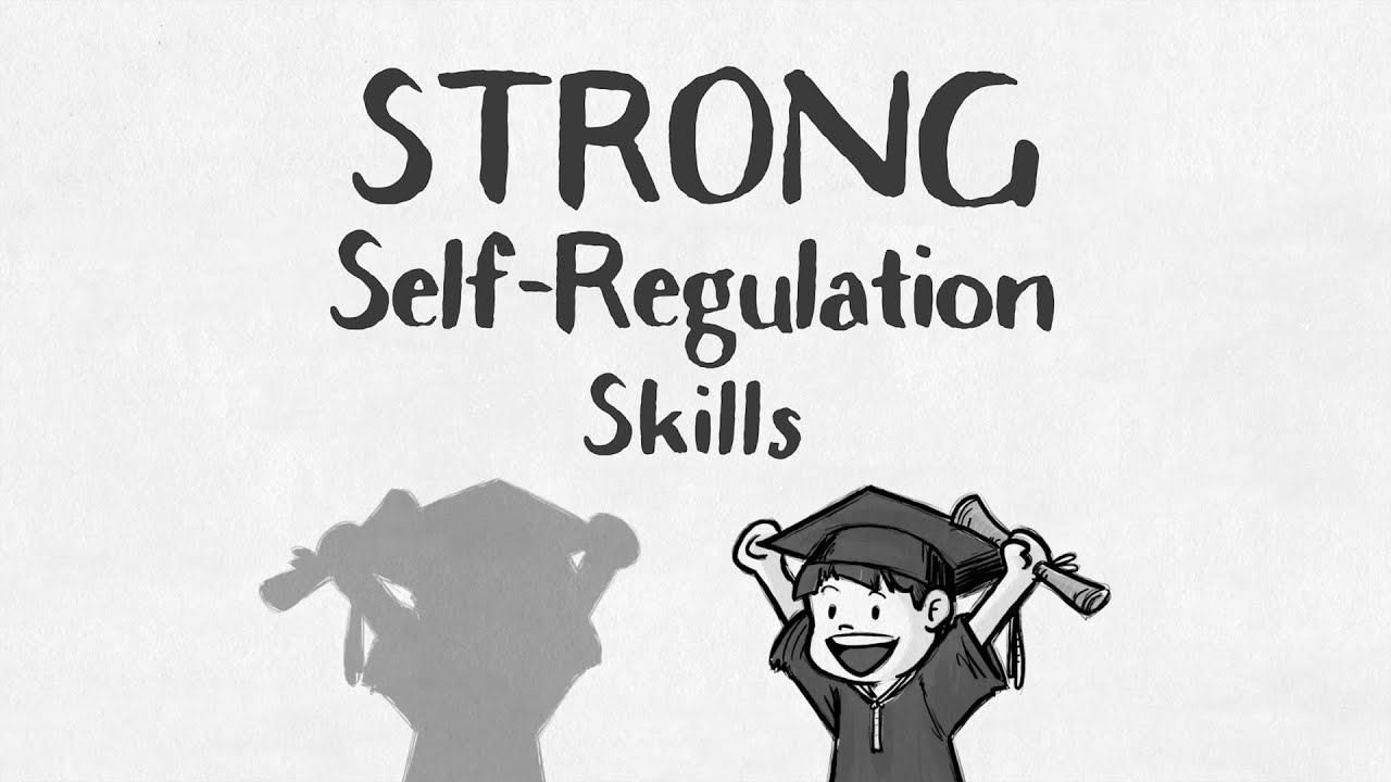 Promoting Self Regulation In First Five >> Self Regulation Skills Why They Are Fundamental Youtube
