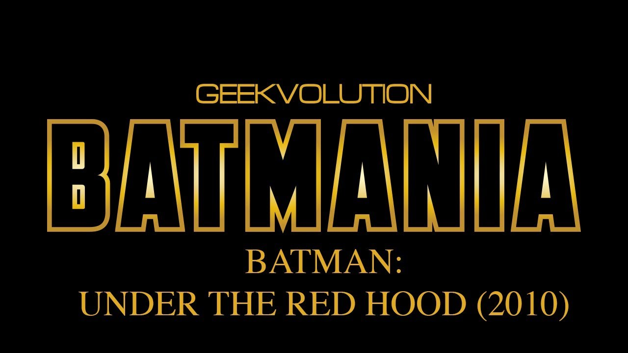 Download Batmania Day 17 | Under the Red Hood