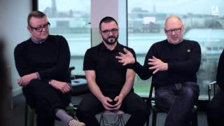 How to launch and run a design studio(In our second video interview, Michael C. Place, David Bailey, Ian Anderson, Nick Bax and Matt Pyke share their secrets for launching and running a successful ..., 2016-02-05T16:06:26.000Z)