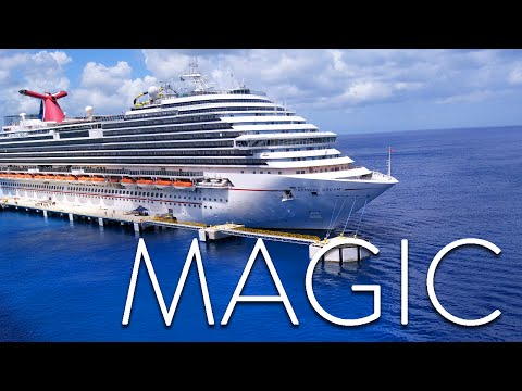 Carnival Magic Cruise: Review & Tour (2016)