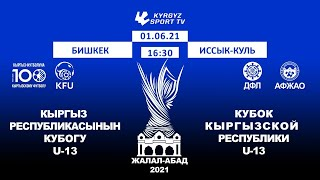 Бишкек Иссык Куль Кубок КР по футболу среди юношей U 13