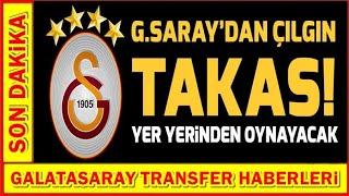 Canlı Yayında Açıkladı! Galatasaray'dan ÇILGIN Takas Planı! Yer Yerinden Oynayacak I Son DAKiKA