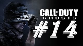 Call of Duty Ghosts 1080p HD Gameplay Walkthrough Episode 14 - All or Nothing - Carrier Defense