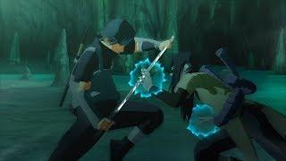 Naruto Ultimate Ninja Storm 3 Full Burst Anbu Itachi RTN Sasuke vs Sage Orochimaru Boss Battle