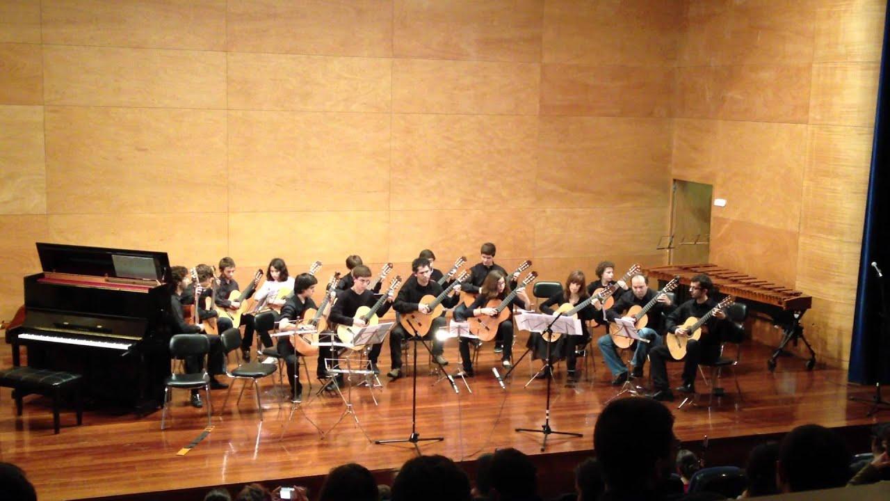 Vivaldi orquestra de guitarras do conservat rio de for Conservatorio de musica