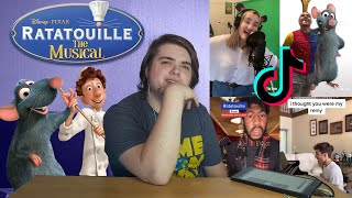 You heard that right, and he'll be the rat of your dreams.so today, i'm reacting to all songs tiktok has created for a hypothetical ratatouille musical a...