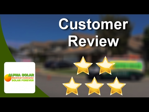 Solar Panel Installation in Huntington Beach CA | Alpha Electric and Solar