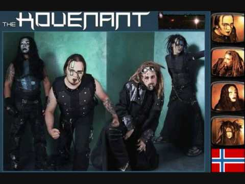 The Kovenant --- In Times Before The Light --- Industrial 2002 version