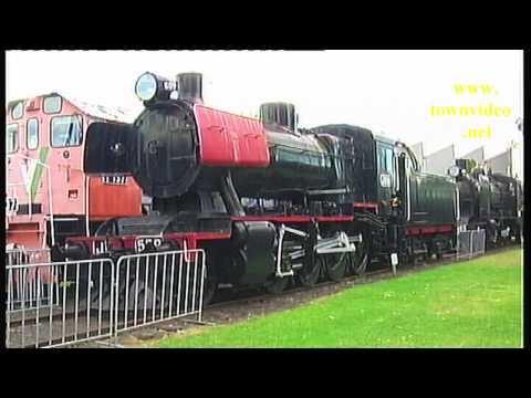 Australian Railway Museums Tour