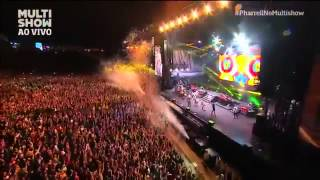 Pharrell Williams   Happy Live in Lollapalooza Brasil 2015
