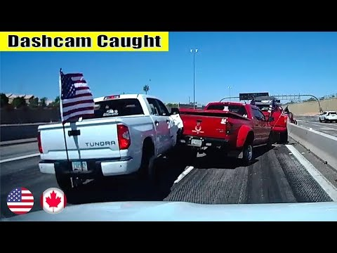 Ultimate North American Cars Driving Fails Compilation - 238 [Dash Cam Caught Video]