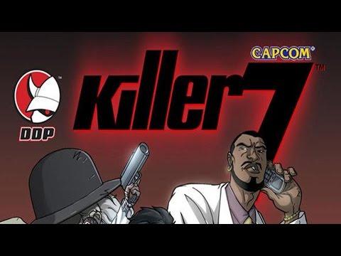 Killer7 Comic Series Review - Lotus Prince and Linkara Crossover