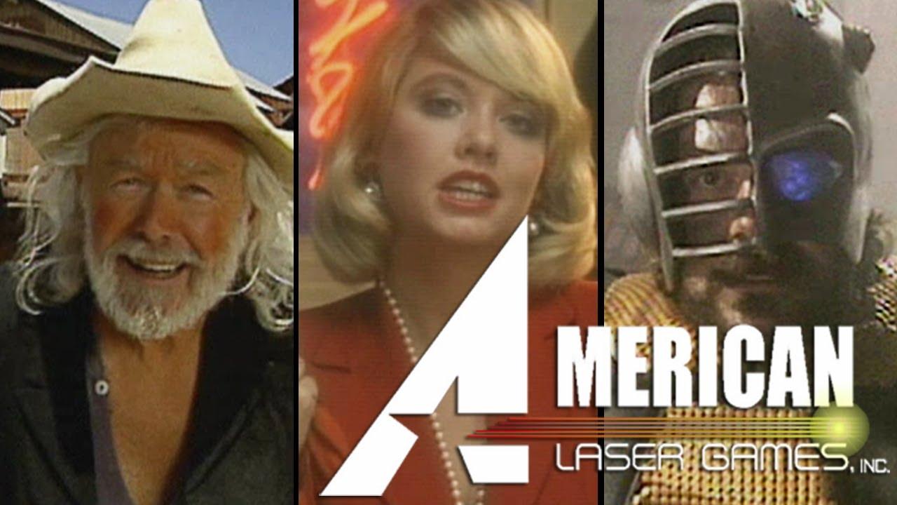 Saturday Crapshoot: American Laser Games