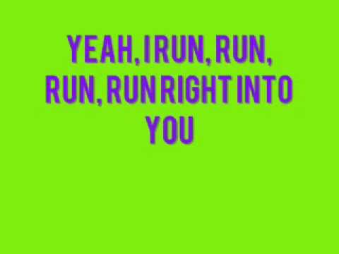 [On Screen Lyrics] Matt Nathanson ft Sugarland - Run