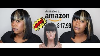 HOW TO CUSTOMIZE A SYNTHETIC WIG| Affordable Wig #customizeawig #affordablewig #syntheticwig