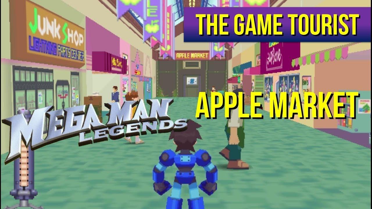 Download The Game Tourist: Megaman Legends - Apple Market