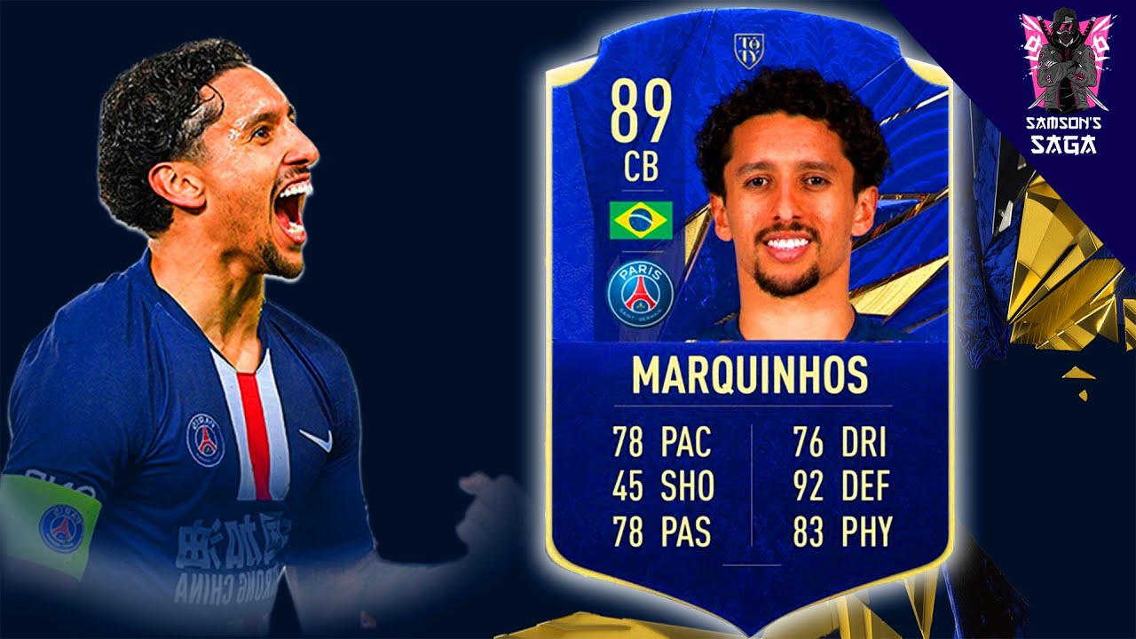 Got the FIFA 21 TOTY Marquinhos ..... Which I don't actually need in my  Squad 🤦‍♂️🤦‍♂️ - YouTube
