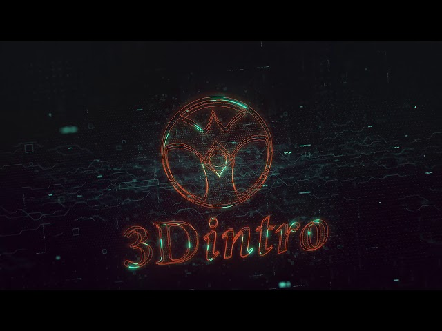 3Dintro.net 130 code ex action glitch logo reveal - 3Dintro.net - Intro Video