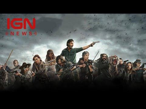 The Walking Dead: AMC Teases Second Half of Season 8 - IGN News