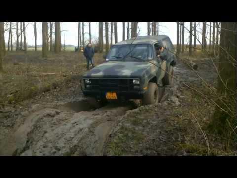 Jeebee 4x4 Wamel - K5 6.2 V8 Army Diesel Blazer M1009 off road