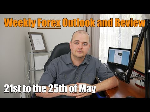 Weekly Forex Review - 21st to the 25th of May