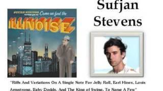 Riffs And Variations - Sufjan Stevens