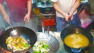 'Chui hẻm' ăn Hủ Tiếu Xào Hải Sản 40k của Người Hoa ở Sài Gòn
