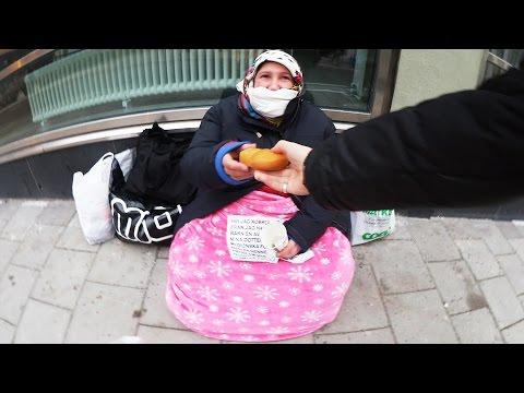Download Youtube: VARFÖR JAG GAV MIN LUSSEBULLE TILL EN HEMLÖS