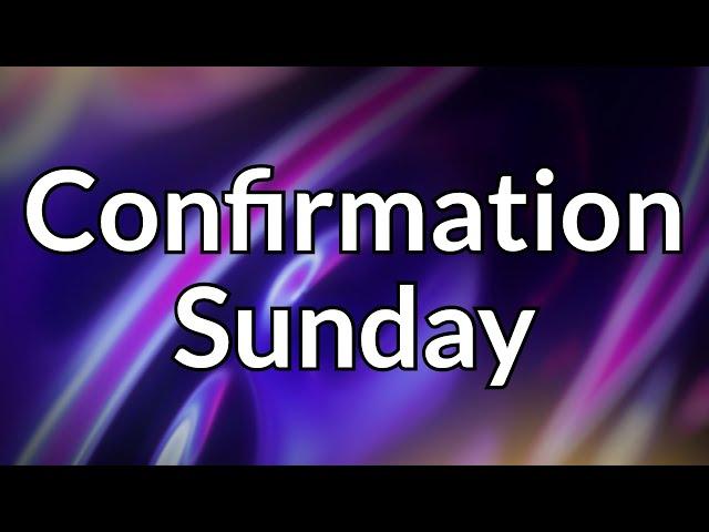 Worship for Sunday, May 16, 2021