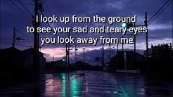 Dean Lewis- Be alright (lyrics)