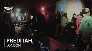 Preditah Boiler Room DJ Set