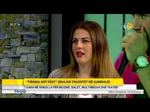 Wake Up, 5 Prill 2016, Pjesa 3 - Top Channel Albania - Entertainment Show