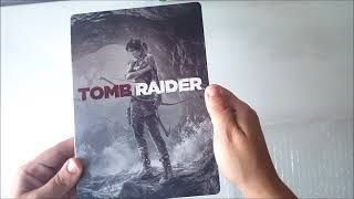 #1 STEELBOOK TOMB RAIDER
