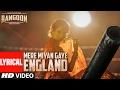 Download Mere Miyan Gaye England Lyrical    Rangoon   Saif Ali Khan, Kangana Ranaut, Shahid Kapoor MP3 song and Music Video