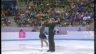 Torvill & Dean (GBR) - 1994 Lillehammer, Ice Dancing, Original Dance