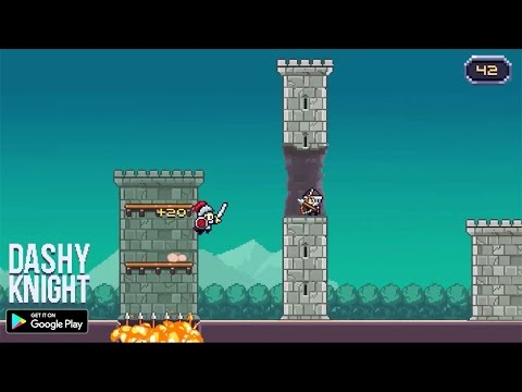 Dashy Knight Android Gameplay (HD)