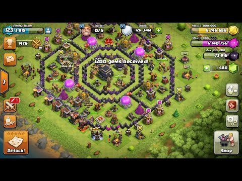 How to buy clash of clans gems free 2017