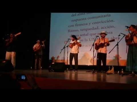 LOS VEGA Y PATRICIO HIDALGO Las Justicias / Zapateado  (Radio Unam, Sala Julián Carrillo)