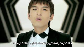 Repeat youtube video Super Junior M Super Girl Korean Ver {Arabic Sub}