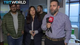 Myanmar Arrests: Detained TRT World journalists back in Istanbul