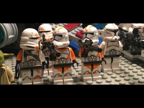 LEGO Star Wars: Rescue on Kashyyyk (Stop-Motion Film)