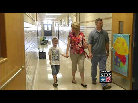 Back-to-school an anxious, stressful time for children with special needs