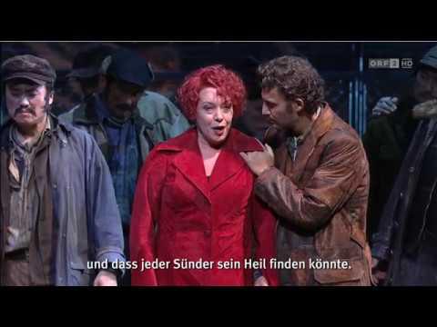 La fanciulla del West Puccini - Jonas Kaufmann/Nina Stemme